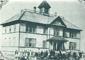 Old Centerville Elementary School Photo