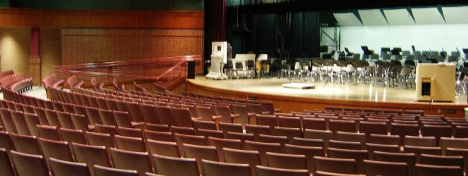 Middle School Auditorium photo
