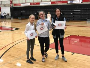 7th grade math contest competitors