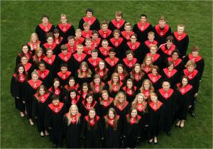 Centennial High School Choir Members