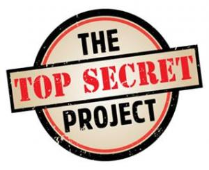 the top secret logo