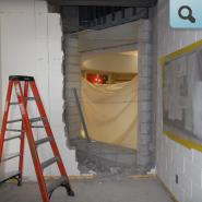Future Entrance to Copy/Mail Room