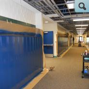 Lockers Painted/Area B