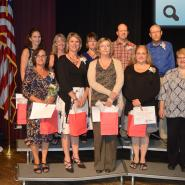 25-Year Recipients