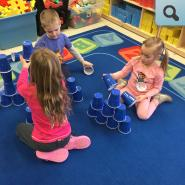 More stacking cups