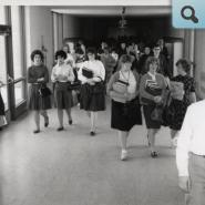 Between Classes - 1963-64