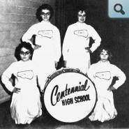 early cheerleader photo