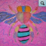Pastel Insect