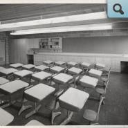 Completion photo-typical classroom-1/4/1958
