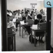 Typing Class, 1963-64