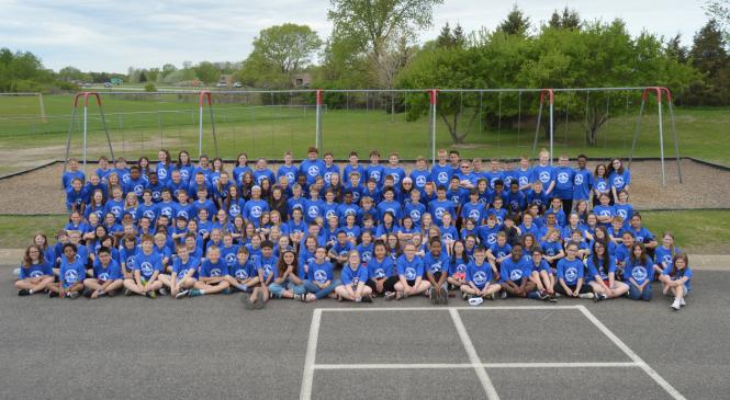18-19 Grade 5 Students - We will miss you!