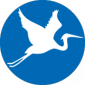 Blue Heron School Logo