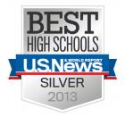U.S. News & World Report Silver Award
